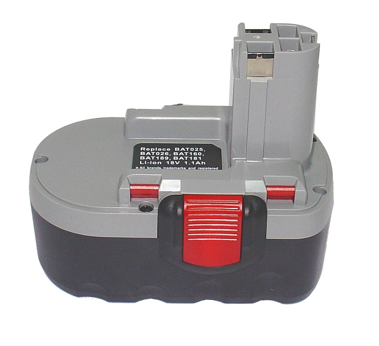 Bosch Gds 18 V Drill Battery Power Tool Battery For Bosch